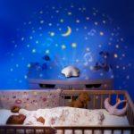 Pabobo Veilleuse Projecteur d'étoiles Mastic à piles – Mastic