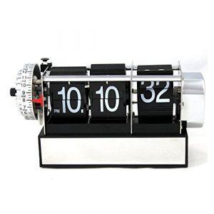 MIAORUI mode simple _ rétro dons électronique salle de réveil montre un processus
