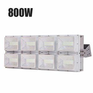 Projecteur LED, Super Brillant Anti Déflagrant Imperméable Floodlight Lampe Minière Lumière La Publicité Jardin Lumière D'Inondation (Size : 800W)