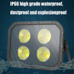 Projecteur LED, Super Brillant Dissipation Rapide La Chaleur Imperméable Durable Floodlight Jardin Entrepôt Lumière d'Inondation (Size : 600W)