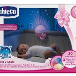 Chicco – 7647100000 – Projecteur Next2 Stars – First Dreams – Rose