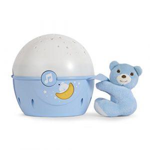 Chicco – 7647200000 – Projecteur Next2 Stars – First Dreams – Bleu