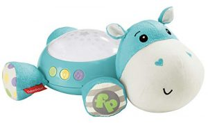 Fisher-Price – Veilleuse Hippo Douce Nuit
