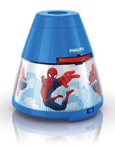 Philips Projecteur Mural Marvel SpiderMan LED