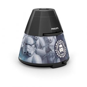 Philips Veilleuse/Projecteur Mural Star Wars LED