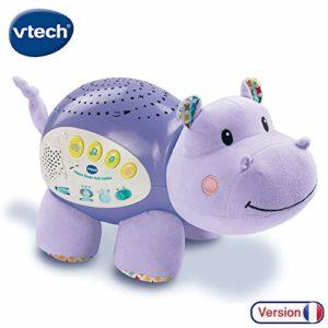 Vtech – 180905 -Veilleuse – Hippo Dodo Nuit Etoilée