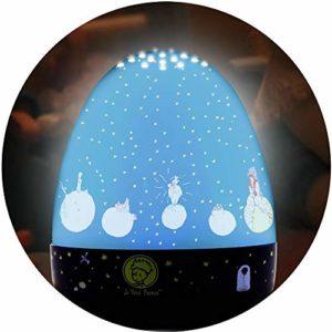 Le Petit Prince Projecteur Veilleuse manège musical