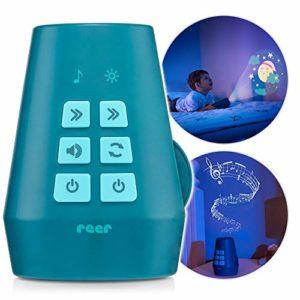 Reer DreamBeam Veilleuse Motif projecteur