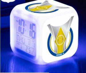 Yyoutop Réveil Club LED réveil Affichage numérique de la température pour réveiller bébé