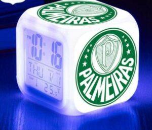 Yyoutop Réveil de Club de Sport réveil LED Horloge numérique Horloge à Changement de Couleur désespérée numérique