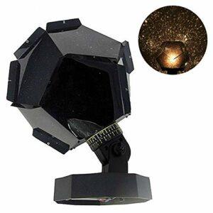 Allibuy Lampe De Projecteur Lampe De Projection Starlight Projecteur De Veilleuse à Rotation 360 ° pour Enfants Meilleurs CadeauxVeilleuses De Projecteur LED pour La Fête