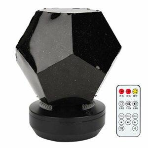 Jimdary Projecteur Star, lumière de Projection compacte résistante à la Chaleur Facile à Transporter, pour étude de Chambre à Coucher
