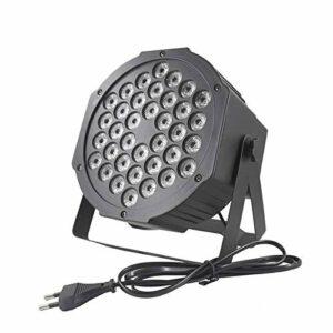 Lampe De Projecteur 36W 36LEDs Projecteur Stage Light Sound Activé RGB Disco DJ Bar Dye Beam Lampe Sky Night Lightpour La Fête