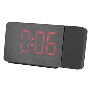 Réveil à LED, Horloge numérique à Grand Affichage, Vue Claire avec Fonction de répétition de la Radio FM pour Les étudiants pour la Chambre